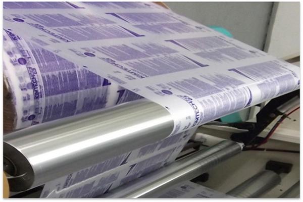 Printed / Unprinted Rollstock